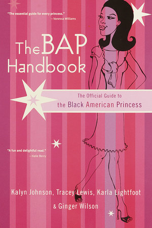 The BAP Handbook by Ginger Wilson, Kalyn Johnson, Tracey Lewis and Karla Lightfoot