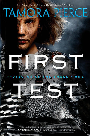 First Test by Tamora Pierce