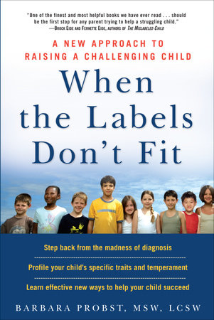 When the Labels Don't Fit by barbara probst