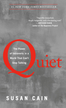 Quiet by Susan Cain