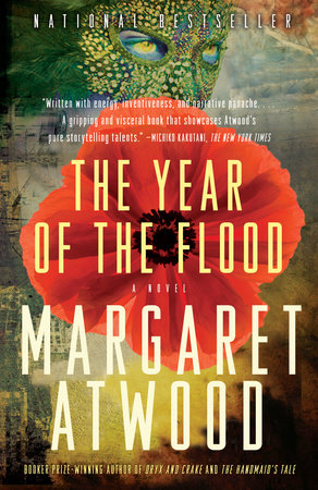 The Year of the Flood Book Cover Picture