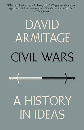 The cover of the book Civil Wars