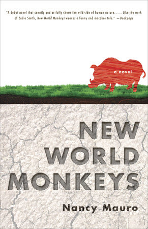 New World Monkeys by Nancy Mauro