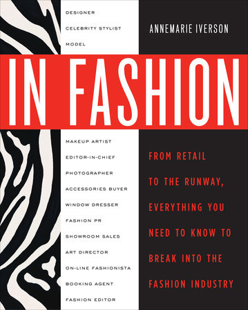In Fashion Book Cover Picture