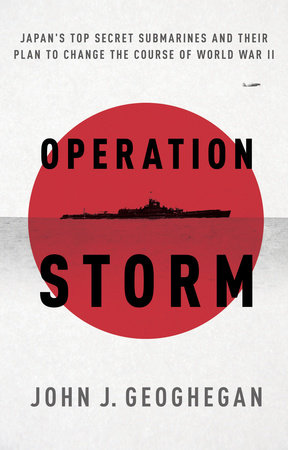 Operation Storm by John Geoghegan