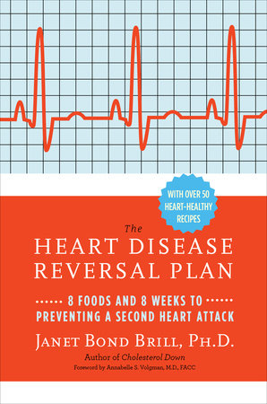 Prevent a Second Heart Attack by Janet Bond Brill, Ph.D., R.D., LDN and Annabelle S. Volgman  M.D.