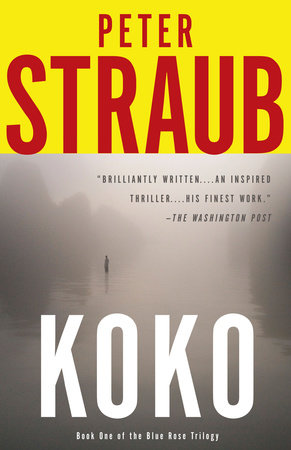 The cover of the book Koko