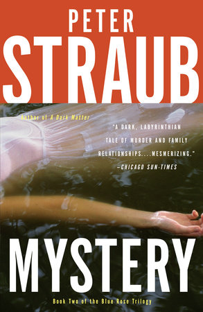 The cover of the book Mystery