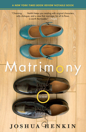 Matrimony by Joshua Henkin