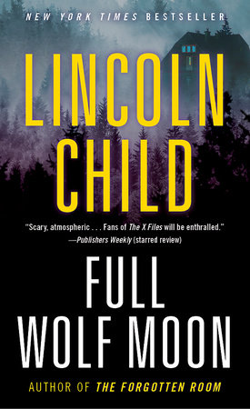 The cover of the book Full Wolf Moon