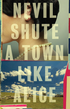 A TOWN LIKE ALICE Book Cover Picture