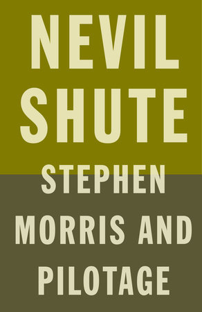 Stephen Morris by Nevil Shute
