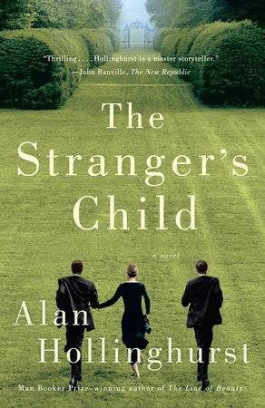The cover of the book The Stranger's Child