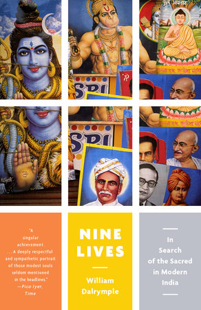 Nine Lives by William Dalrymple