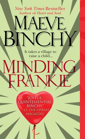 Minding Frankie by Maeve Binchy