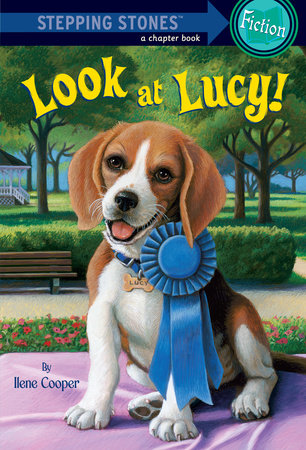 Absolutely Lucy #3: Look at Lucy! by Ilene Cooper