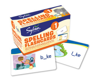 1st Grade Spelling Flashcards