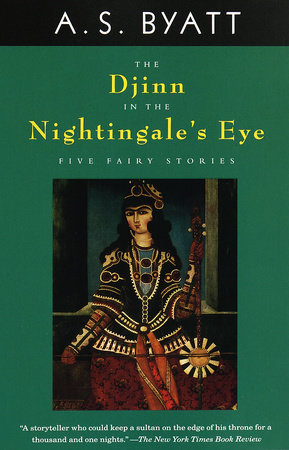 The Djinn In The Nightingale's Eye
