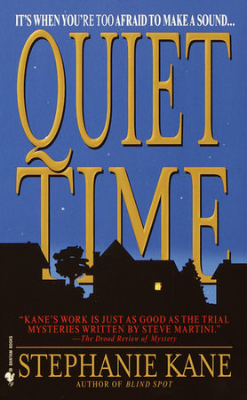 Quiet Time by Stephanie Kane