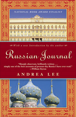 Russian Journal by Andrea Lee