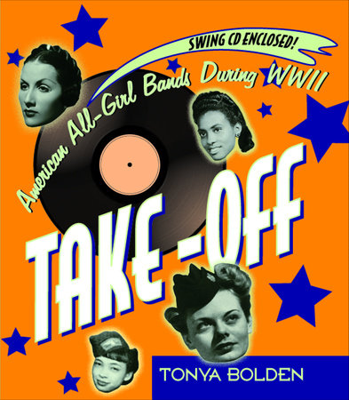 Take-Off (Bk & CD) by Tonya Bolden