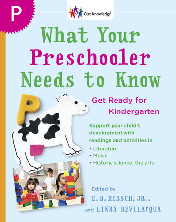 What Your Preschooler Needs to Know by