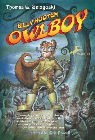 Billy Hooten: Owlboy by Tom Sniegoski