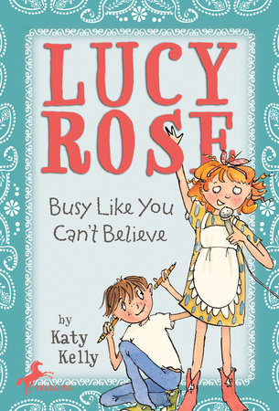 Lucy Rose: Busy Like You Can't Believe by Katy Kelly