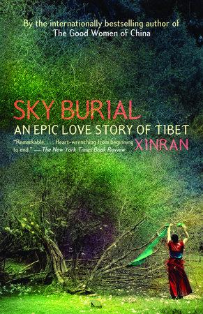 Sky Burial by Xinran