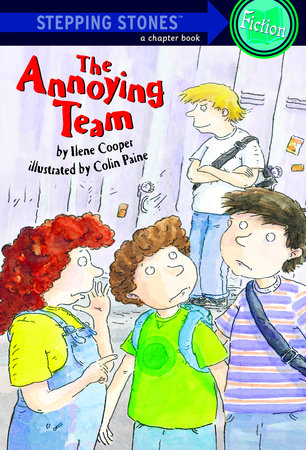 The Annoying Team by Ilene Cooper