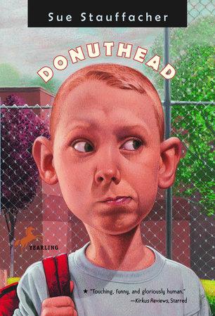 Donuthead by Sue Stauffacher