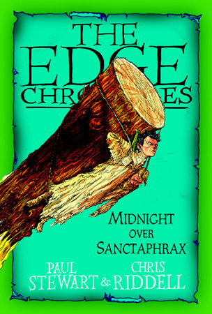 Edge Chronicles 3: Midnight Over Sanctaphrax