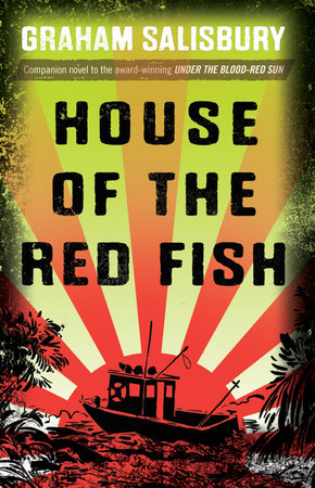 House of the Red Fish by Graham Salisbury