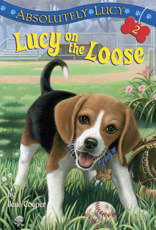 Absolutely Lucy #2: Lucy on the Loose by Ilene Cooper