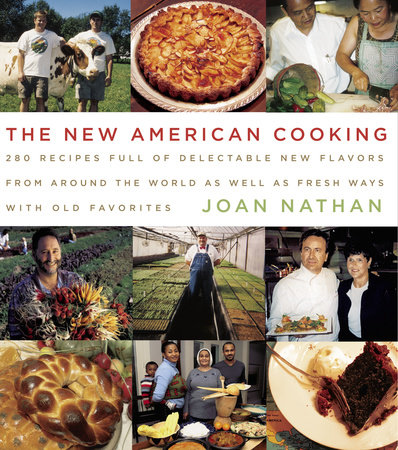 The New American Cooking by Joan Nathan