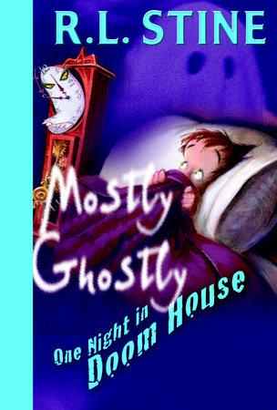One Night in Doom House by R.L. Stine