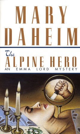 Alpine Hero by Mary Daheim