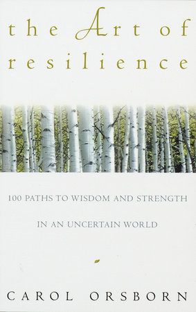 The Art of Resilience by Carol Orsborn