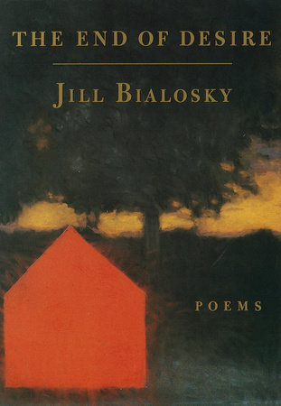 The End of Desire by Jill Bialosky