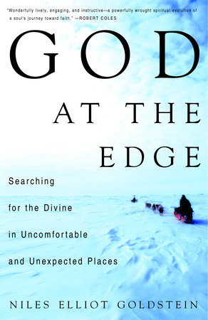 God at the Edge by Niles Goldstein
