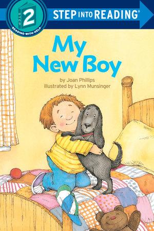 My New Boy by Joan Phillips