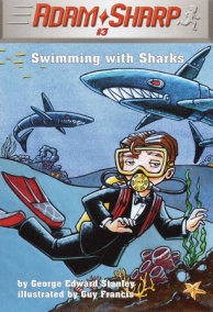Adam Sharp #3: Swimming with Sharks
