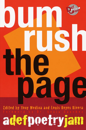 Bum Rush the Page by
