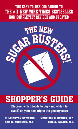 The New Sugar Busters! Shopper's Guide by H. Leighton Steward