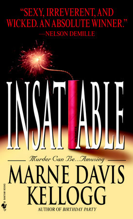 Insatiable by Marne Davis Kellogg