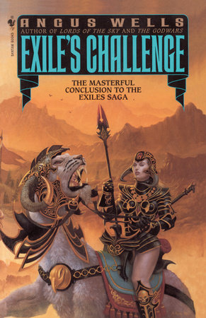 Exile's Challenge by Angus Wells