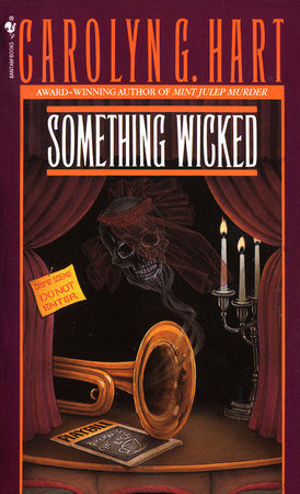Something Wicked by Carolyn Hart