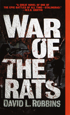 War of the Rats by David L. Robbins