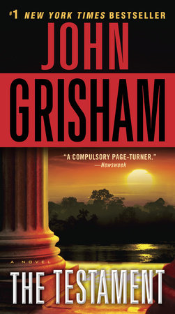The Testament by John Grisham