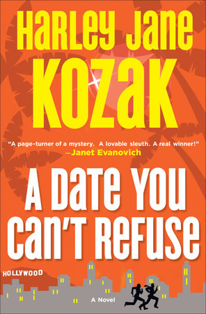 A Date You Can't Refuse by Harley Jane Kozak